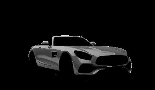 Цвета кузова AMG GT Roadster (R190)