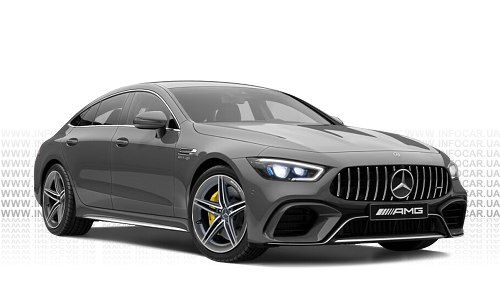 Цвета AMG GT 4-Door Coupe (X290)